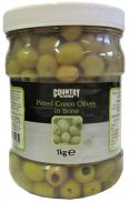Country Range Pitted Green Olives