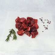Retail Diced Beef (kg)