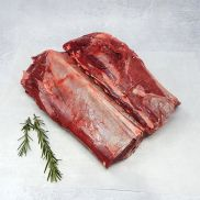 Highland Game Venison Saddle