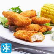 Country Range Breaded Chicken Goujons