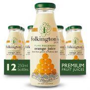 Folkington's Premium Orange Juice