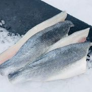 Fresh Farmed Seabass Fillets