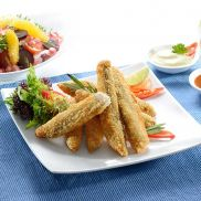 Pacific West Breaded Mackerel Goujons