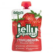 Fruitypot Strawberry Jelly Squeeze
