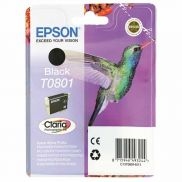 Epson T0801 Black Inkjet Cartridge