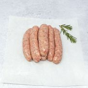 Pork, Sage & Red Onion Sausage (30 x 88g)