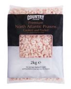 Country Range North Atlantic Prawns 100/200 10%