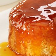 Sidoli Orange Sponge Pudding