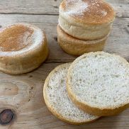 More Artisan English Muffins