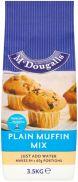 McDougalls Plain Muffin Mix