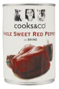 Cooks & Co Sweet Red Peppers