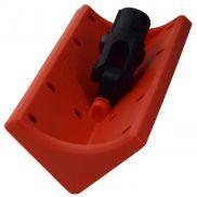 SYR Edging Tool Holder Red