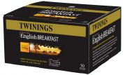 Twinings English Breakfast Enveloped Tea Bags