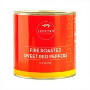 Lefkto Fire Roasted Red Peppers