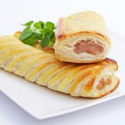 Country Range 6 inch Sausage Roll (Unbaked)