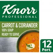 Knorr Mono 100% Carrot & Coriander Soup