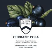 Queen Fryer's Blackcurrant Cola