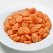 Greens Sliced Carrots