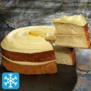 Classic Desserts Lemon Cake