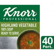 Knorr 100% Highland Vegetable Soup