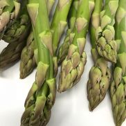 Fresh Asparagus Bunch