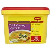 Maggi Home Style Thick Country Vegetable Soup