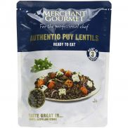 Merchant Gourmet Puy Lentils (Ready To Eat)