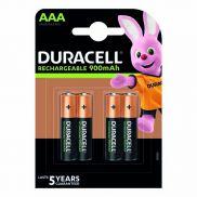 Duracell AAA NiMH 900mAh Batteries