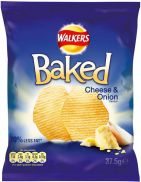 Walkers Baked Cheese & Onion