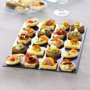 Tipiak Chicago Style Canapes