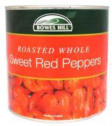 Sweet Roast Red Peppers