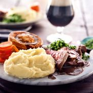 Lamb Weston Frozen Mashed Potato