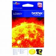 Brother Yellow LC980Y Cartridge