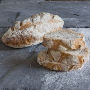 Kara White Artisan Sourdough Loaf