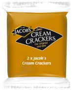 Jacobs Cream Cracker (Twin Pack)