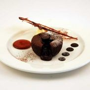 Pete's Patiserrie Chocolate Fondant Pudding