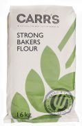 Carrs Strong White Bakers Flour