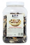 Mixed Dried Wild Mushrooms