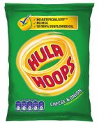 KP Hoola Hoops Cheese & Onion