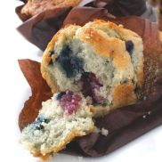 Country Range Blueberry Muffin