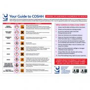 Guide to COSHH Wall Chart