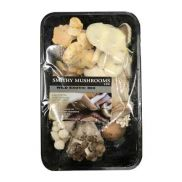 Fresh Mushrooms Exotic Mixed (Cultivated)