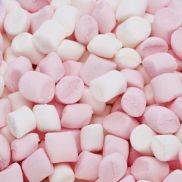 Country Range Mini Pink & White Marshmallows