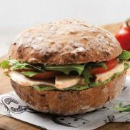 Genius Gluten Free Seeded Roll