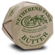 Netherend Salted Butter Portions 30g