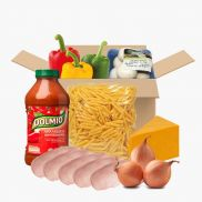 Chicken Pasta Bake Box