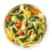 Greens Conchiglie with Pesto