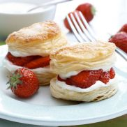 Jus-Rol Puff Pastry Round Lids 6 inch