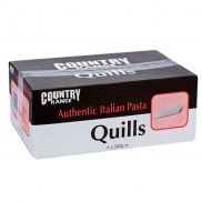 Country Range Penne Pasta Quills