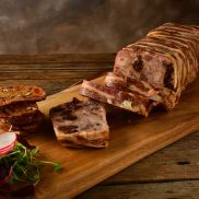 Taste of the Lakes Game and Prune Terrine